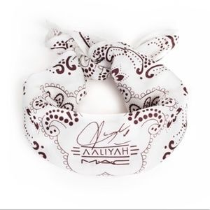 Mac Aaliyah Limited Edition Bandana / Scarf NEW